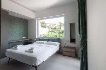 Room Green with exclusive Terrace